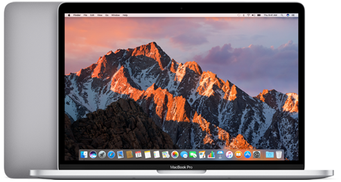 New 2016 13-inch Apple MacBook Pro