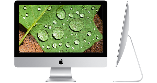 Retina iMac 21-inch with 4k Retina Display