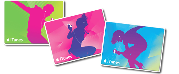 iTunes Gift Card Banner