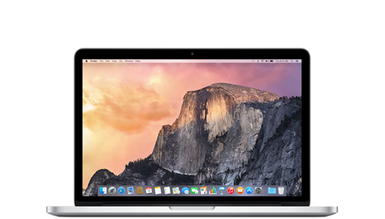 MacBook Pro Retina product
