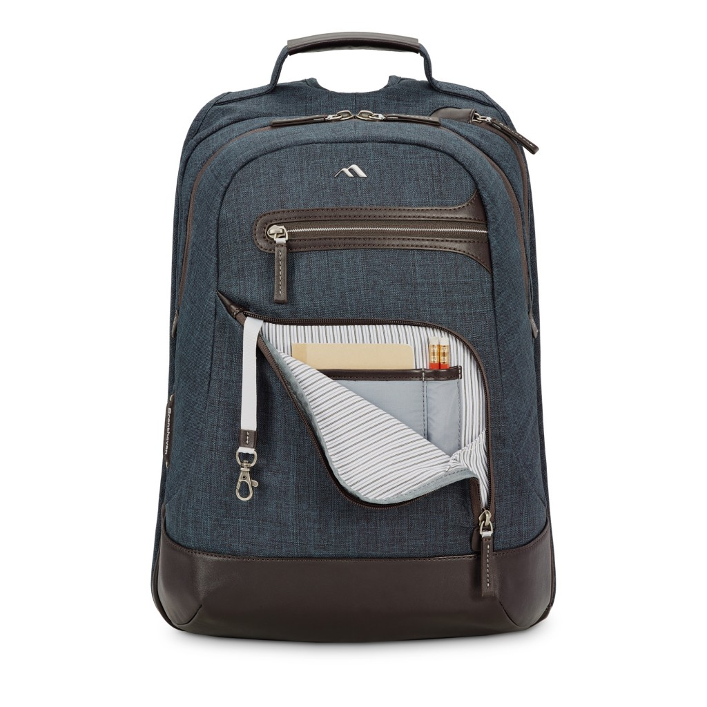 Brenthaven 15-inch Collins Backpack