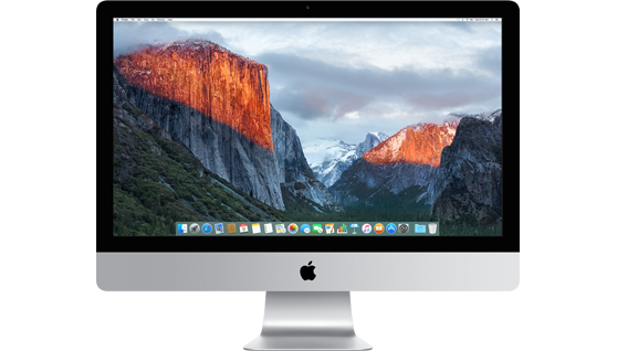 Late 2015 iMac 27-inch 5k