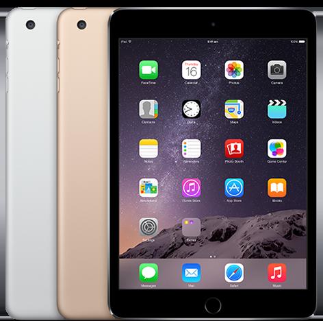 2015 iPad Mini 3 Australia