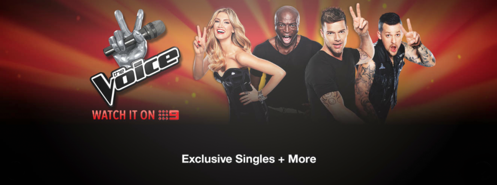 Download The Voice music, podcast & more - iTunes - Mac Prices Australia