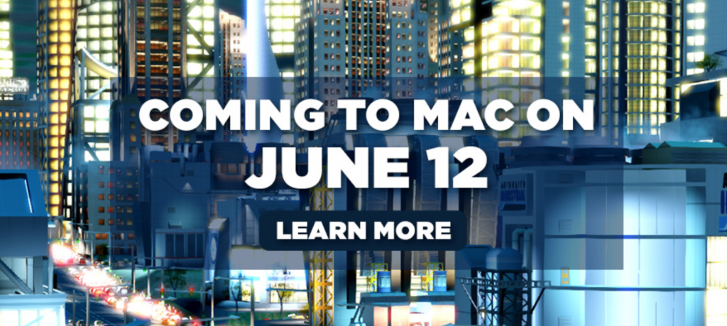Sim City Mac Australia