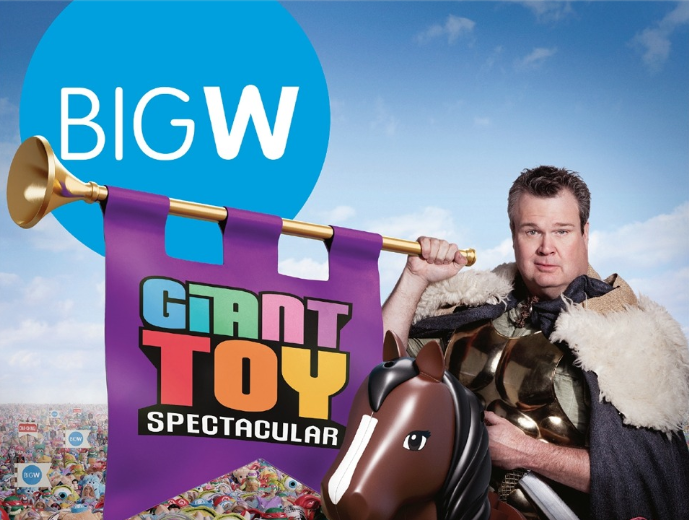 2013 Big W Toy Sale - Save on iPad, iPod, iTunes Cards