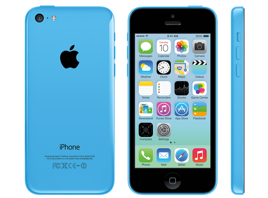iPhone-C-Page