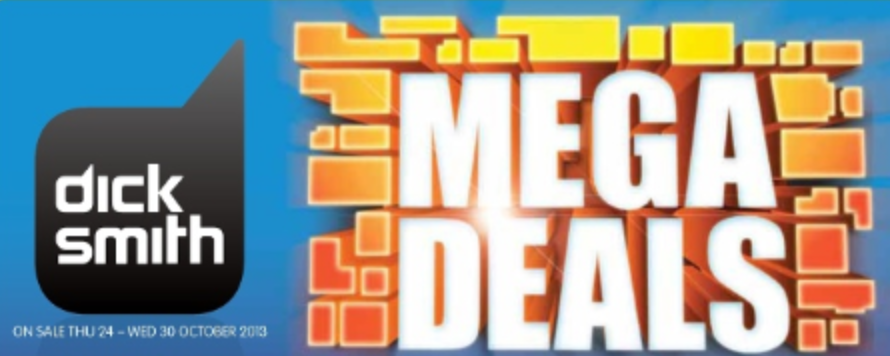 dicksmith mega sale