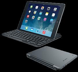 Logitech ultrathin keyboard ipad cover