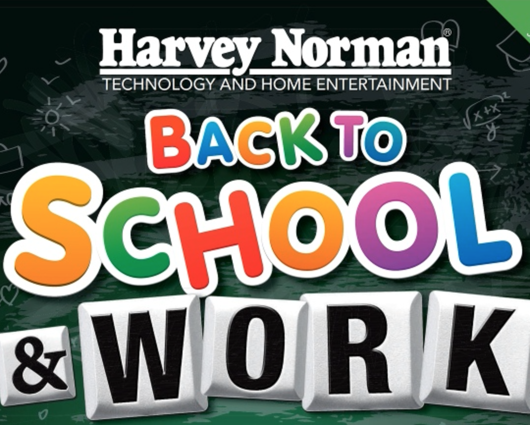 Harvey discounts some Macs for back to school/work & more