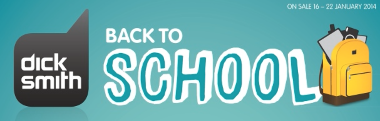 Dick Smith back to school