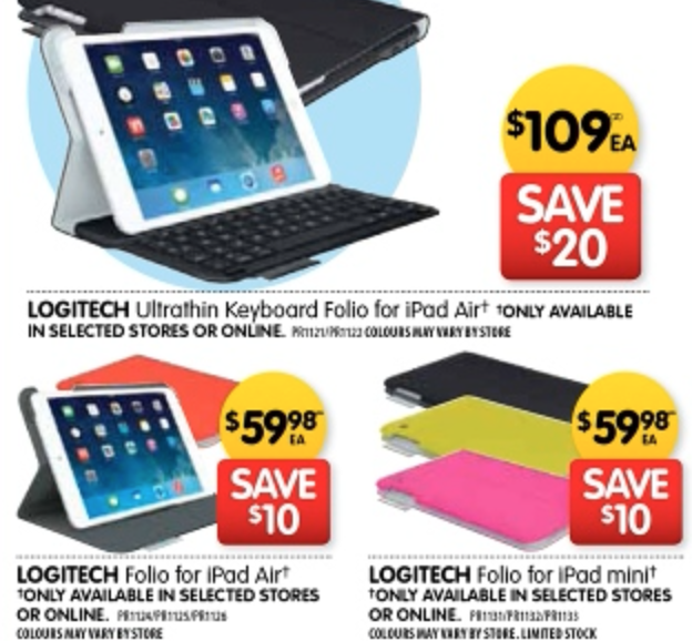 Logitech dick smith school sale