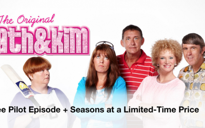 Kath & Kim finally comes to the iTunes Store