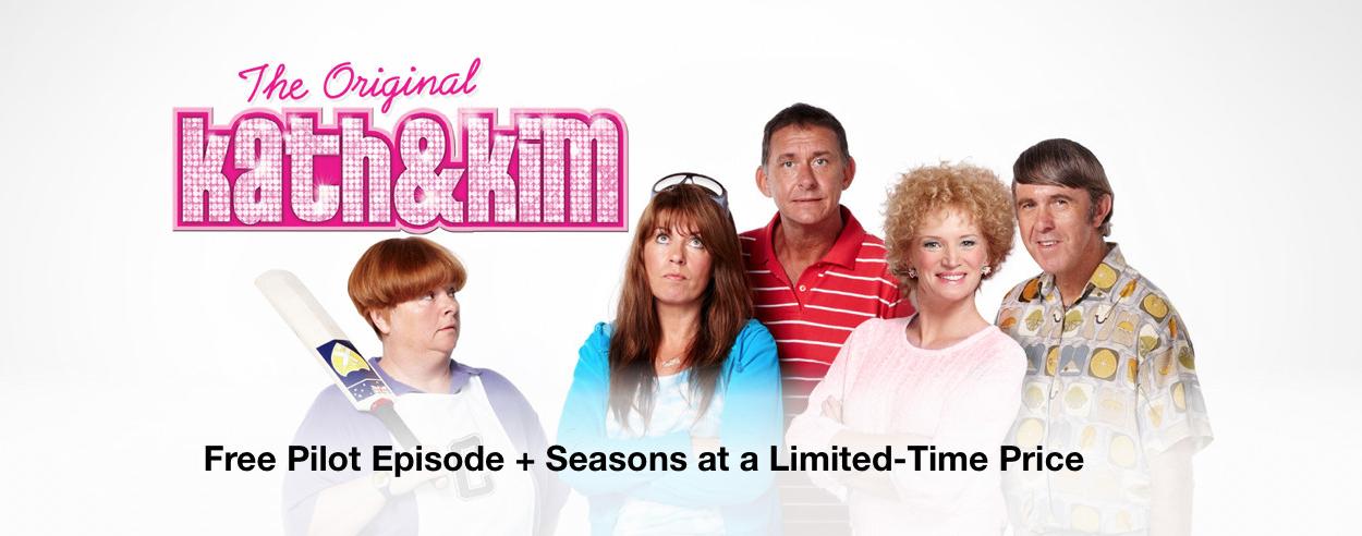 Kath & Kim iTunes season 5