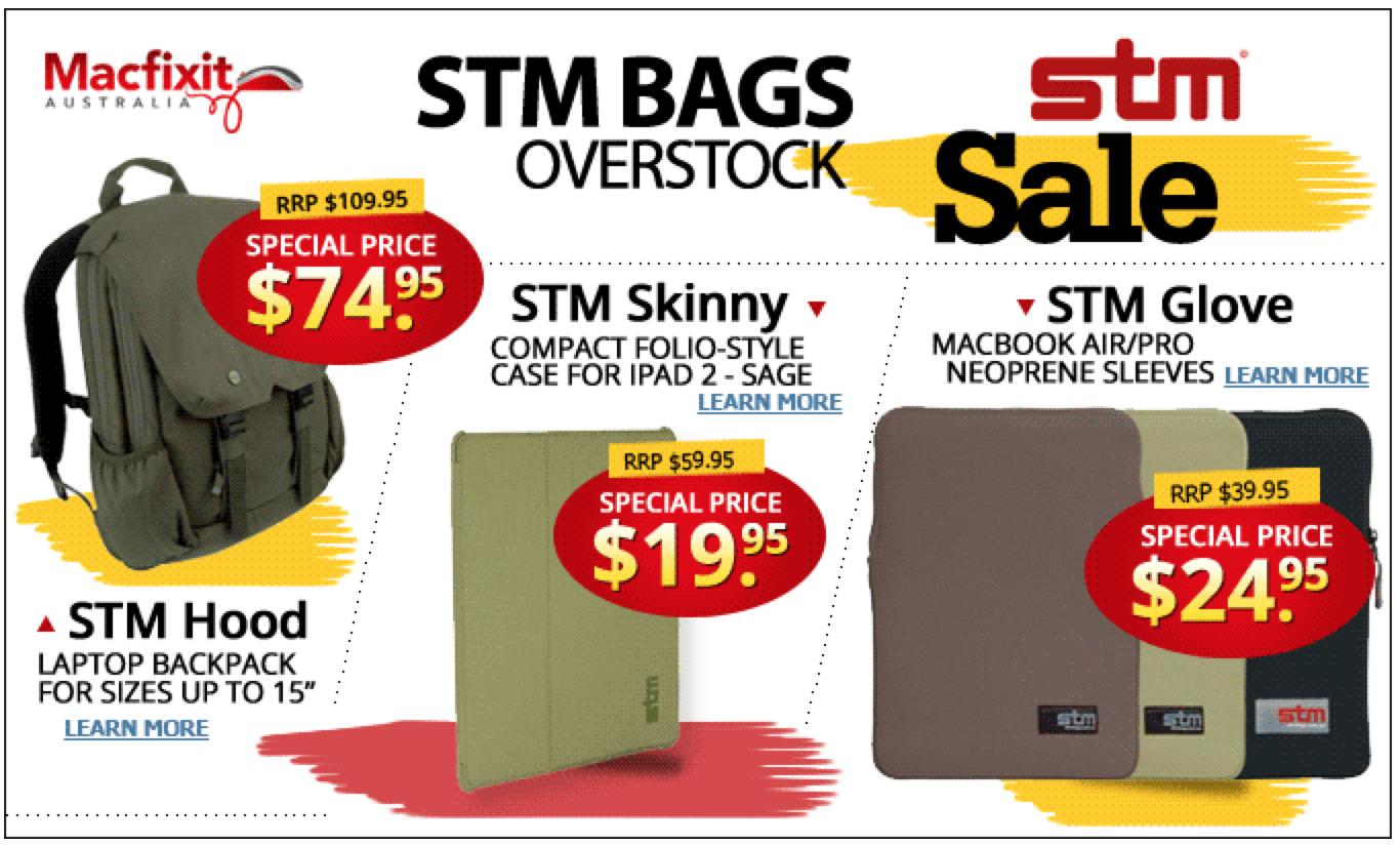 Macfixit February sale