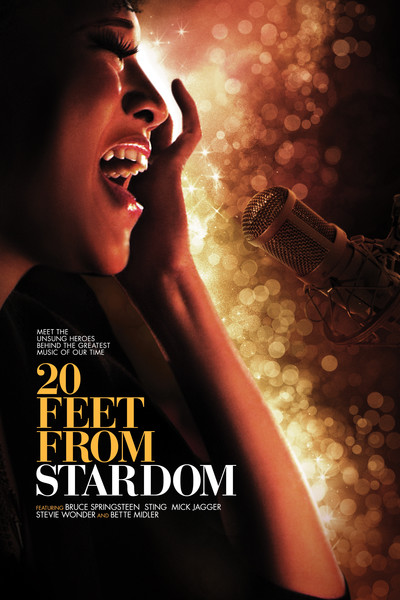 20 Feet from Stardom iTunes Oscars