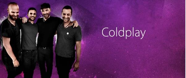 Coldplay iTunes Festival SXSW