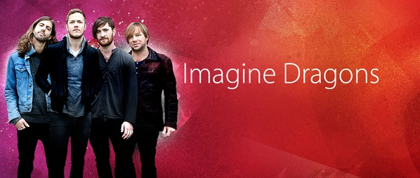 Imagine Dragons iTunes Festival SXSW