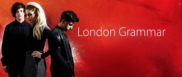London Grammar iTunes Festival SXSW