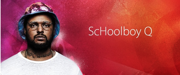 Isaiah ScHoolboy Q iTunes Festival SXSW