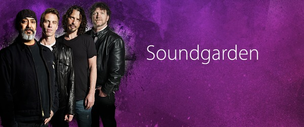Soundgarden iTunes Festival SXSW