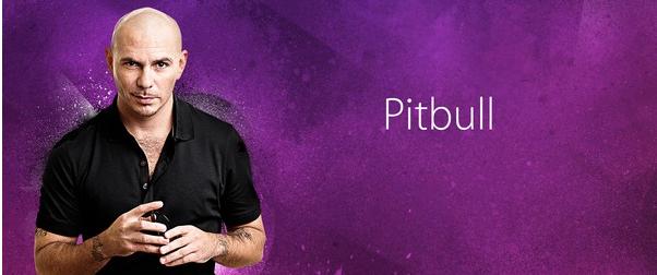 Pitbull iTunes Festival SXSW