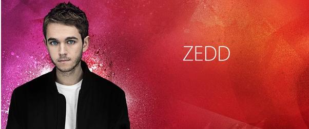 ZEDD iTunes Festival SXSW