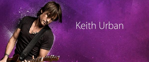 Keith Urban iTunes Festival SXSW