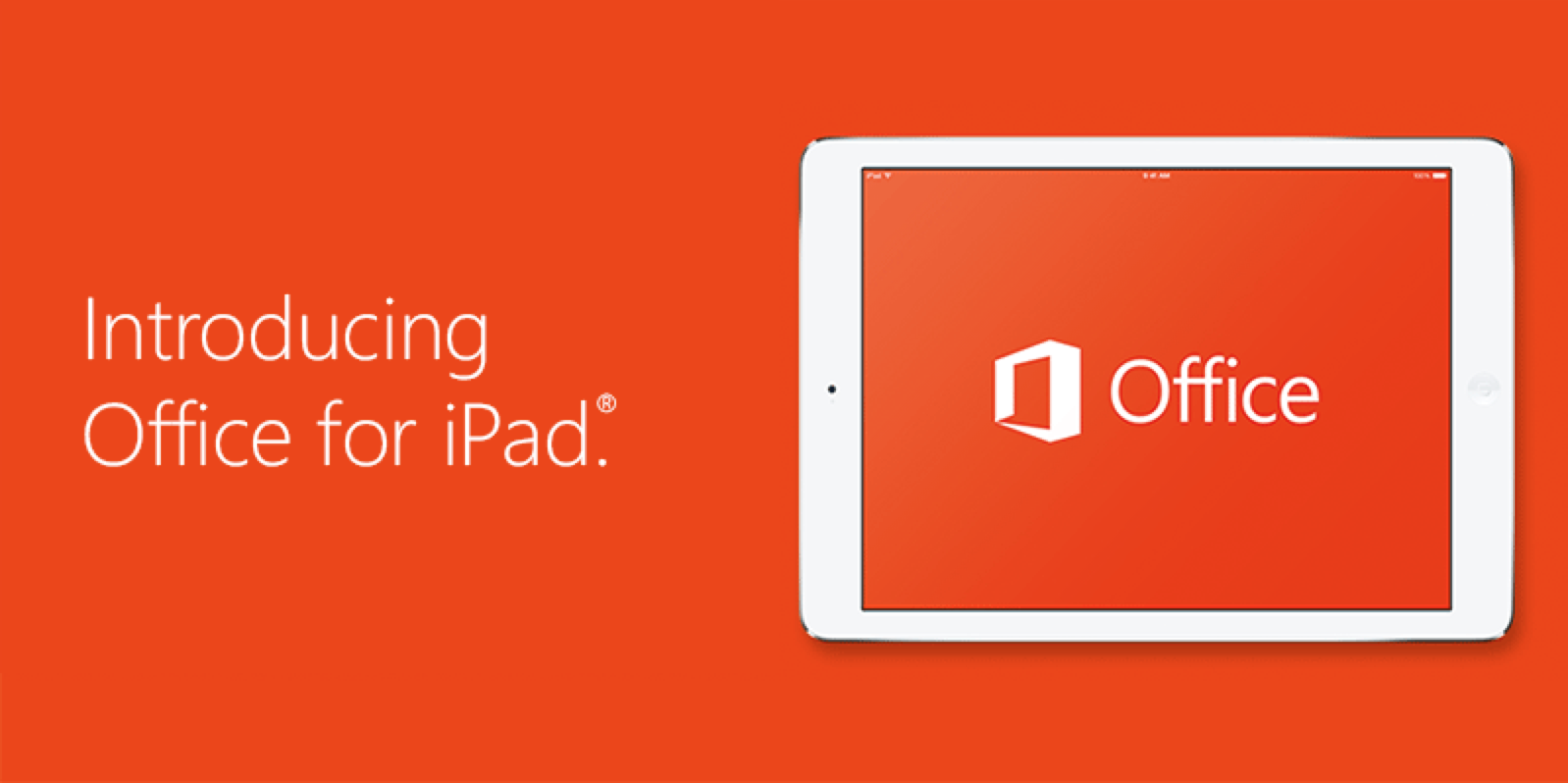 Microsoft Office iPad Australia