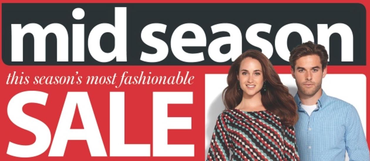 Myer Mid Season Sale