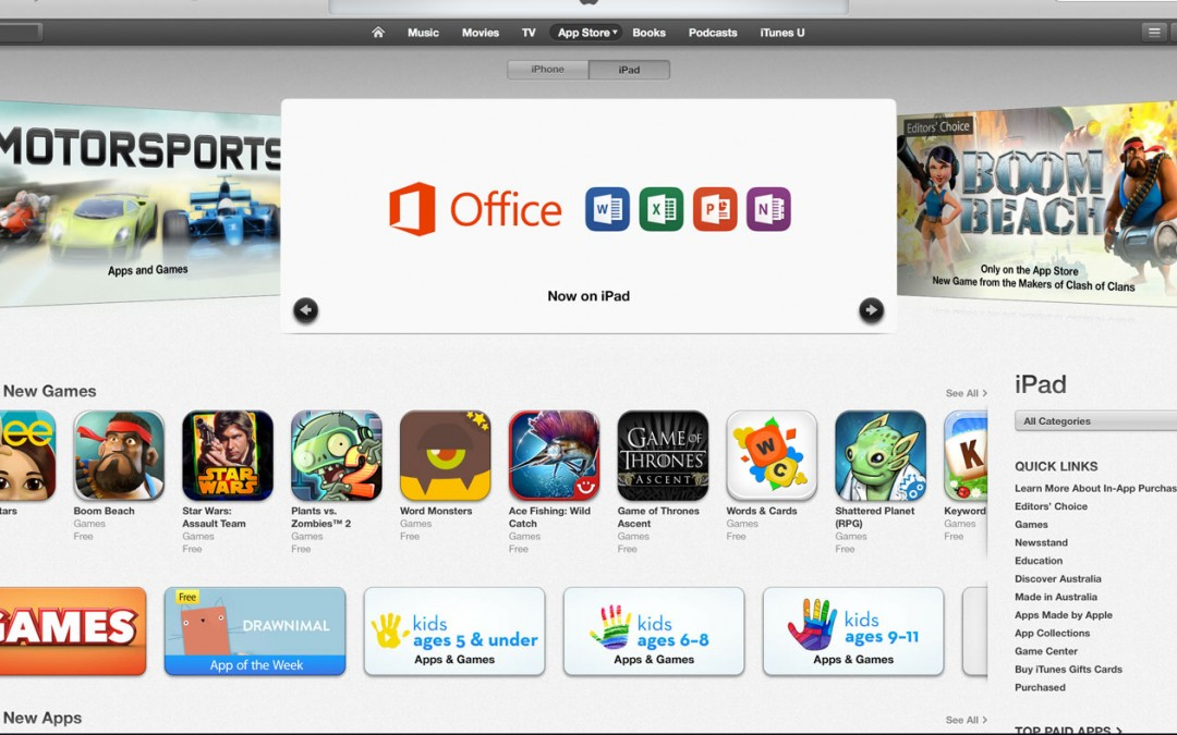 australian app store