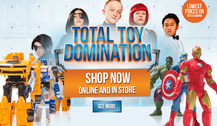 Big W 2014 Toy Sale - Discounts on iPad & more - Mac Prices