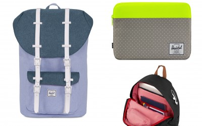 Carry your Mac in style with these new designs from Herschel