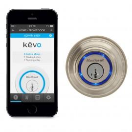Kwikset Kevo Wireless-Enabled Deadbolt Lock-1