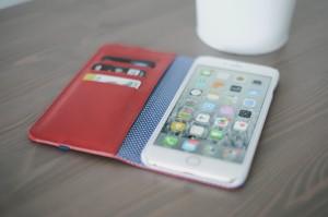 Toffee iPhone 6 Flip Wallet-4