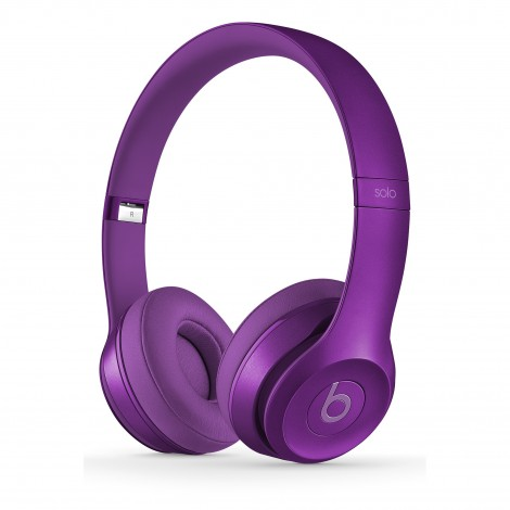 Beats by Dr. Dre Solo2 On-Ear Headphones Royal Collection-1