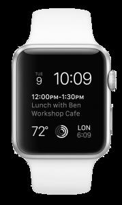 Apple Watch White Band