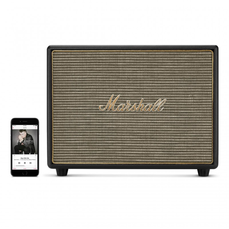 Marshall Woburn Bluetooth Speaker-6