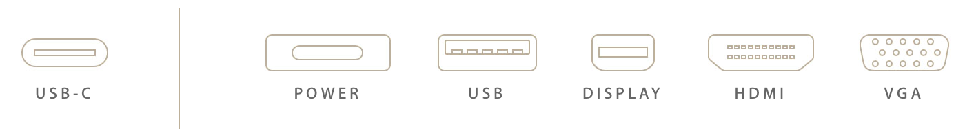 New MacBook USB-C