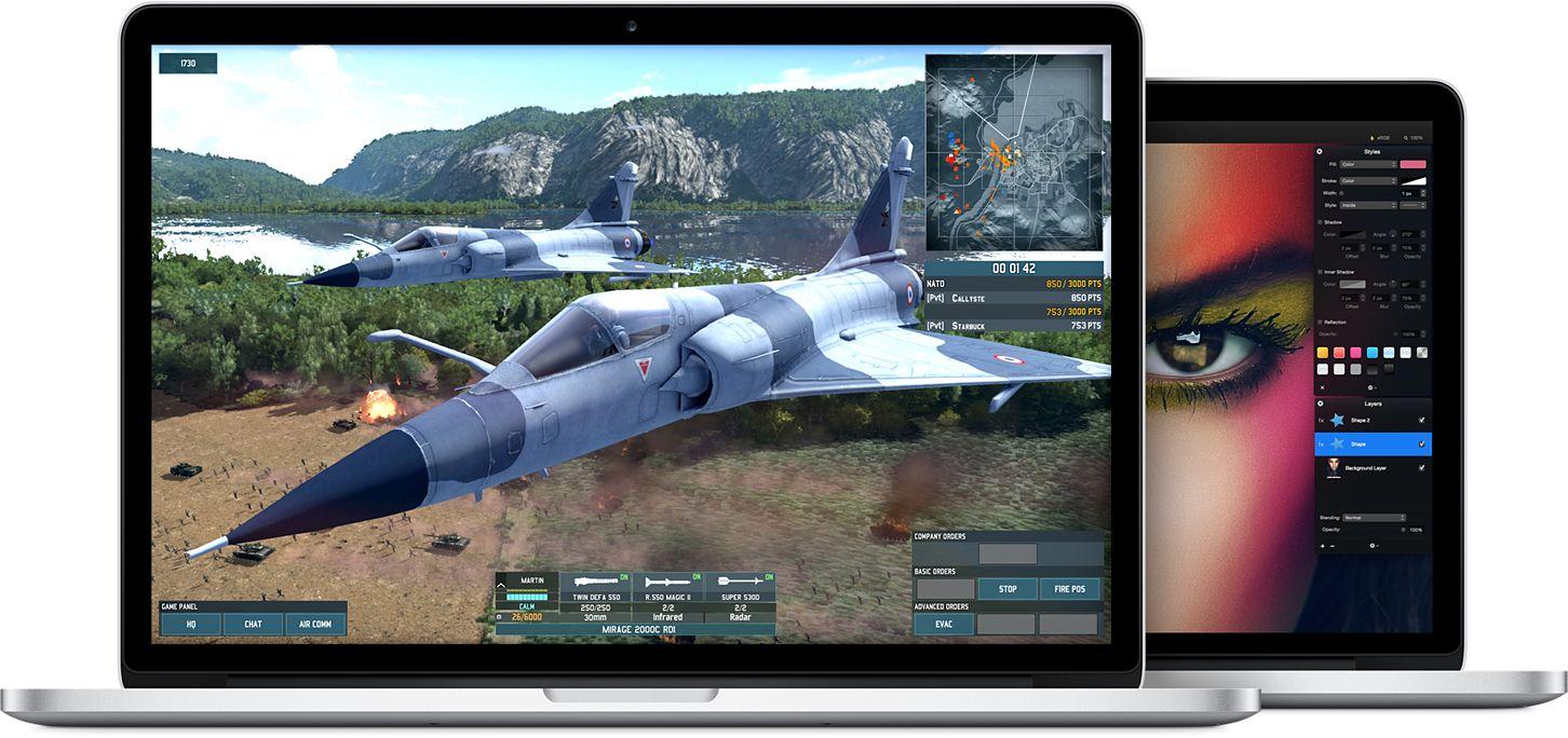 MacBook Pro 13-inch vs MacBook Pro 15-inch