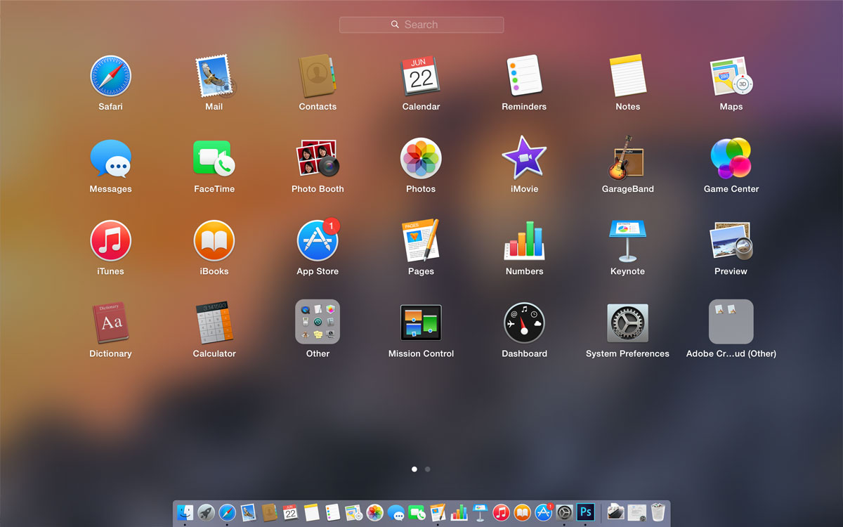 New MacBook Apps