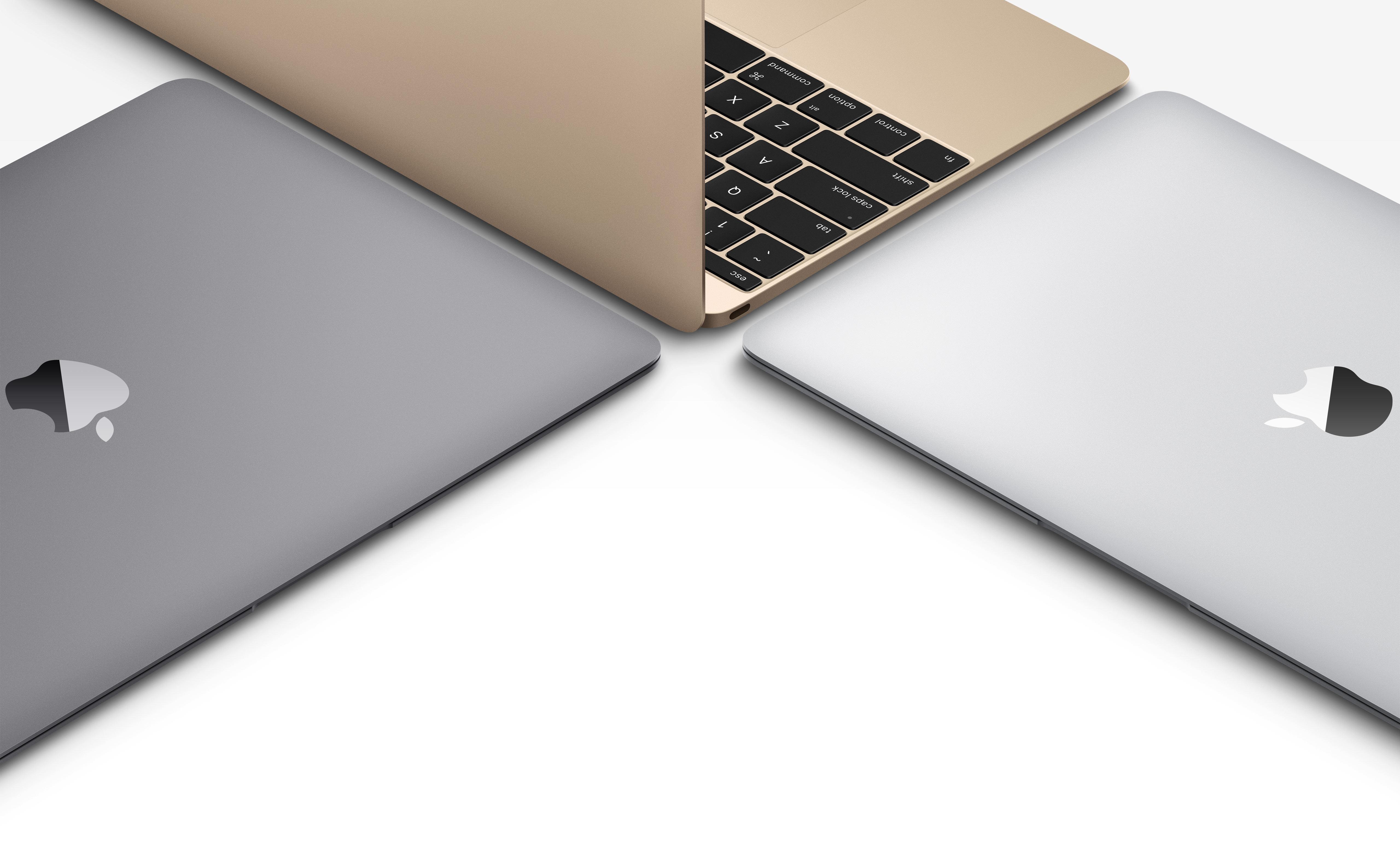 New 12 inch MacBook