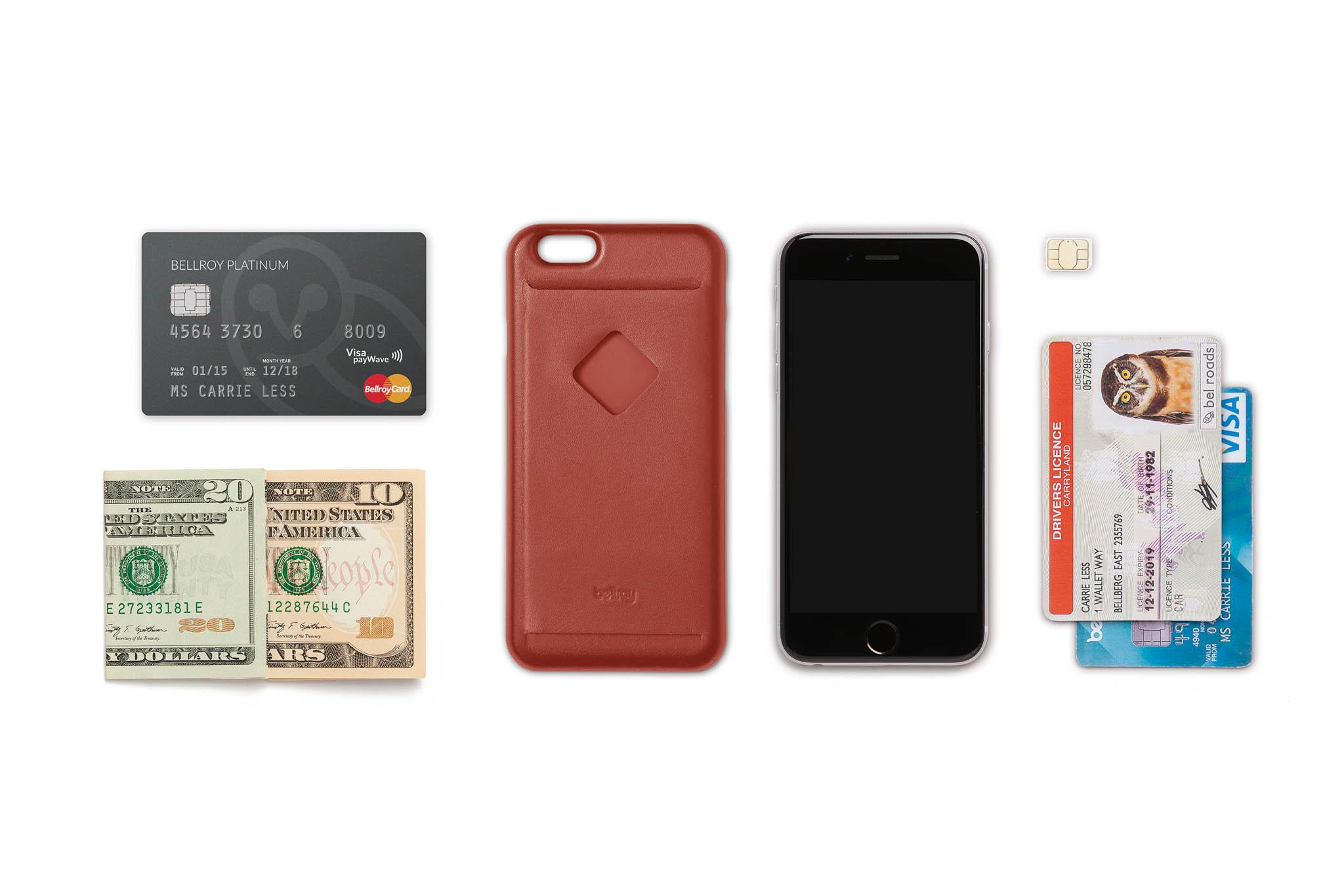 Bellroy iPhone 6 Case-4