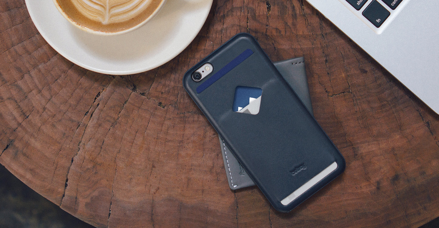 Bellroy Wallet iPhone Case