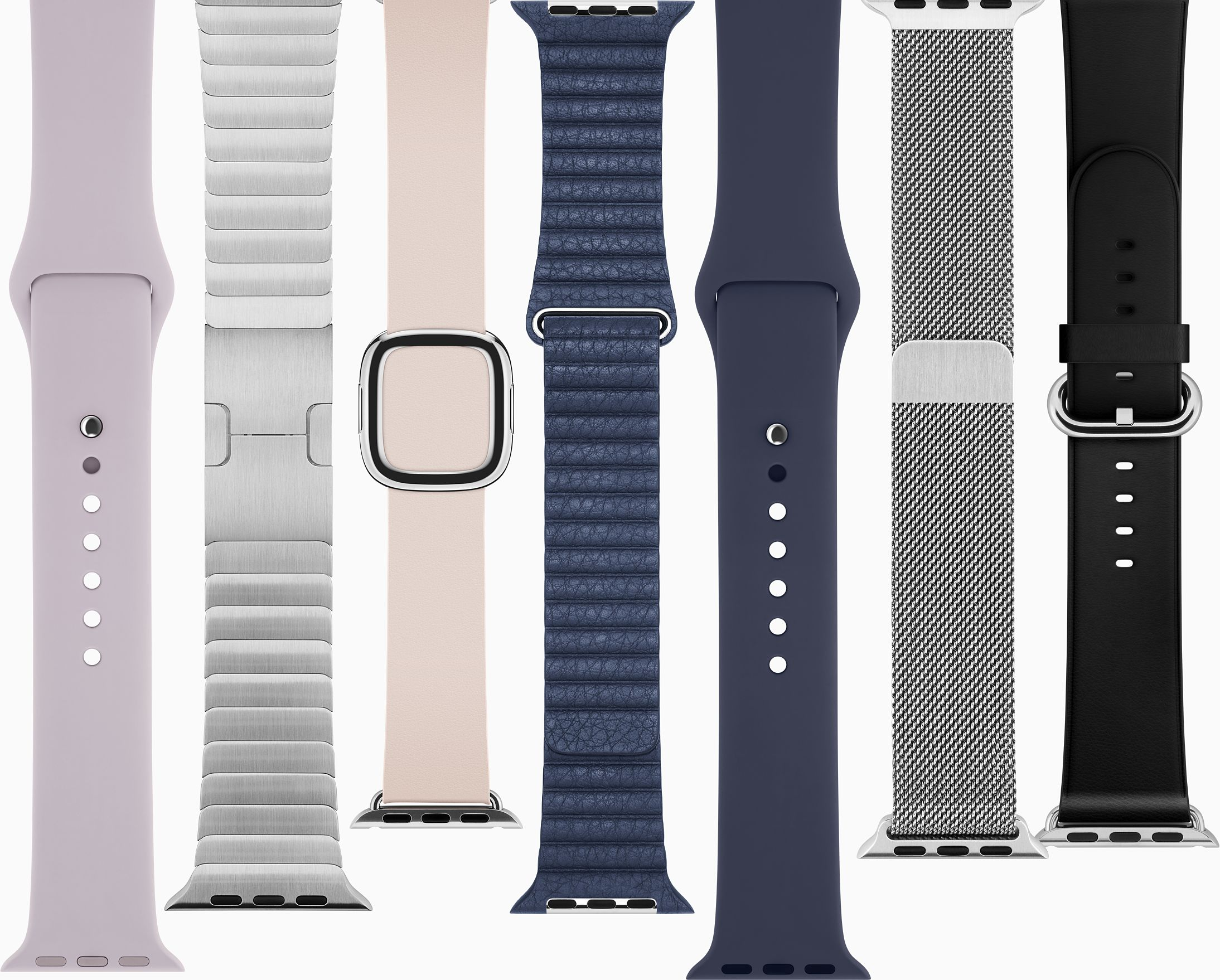 New Watch Bands