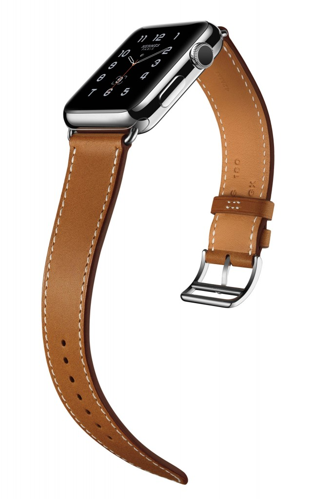 Single Tour Apple Watch Hermès Collection
