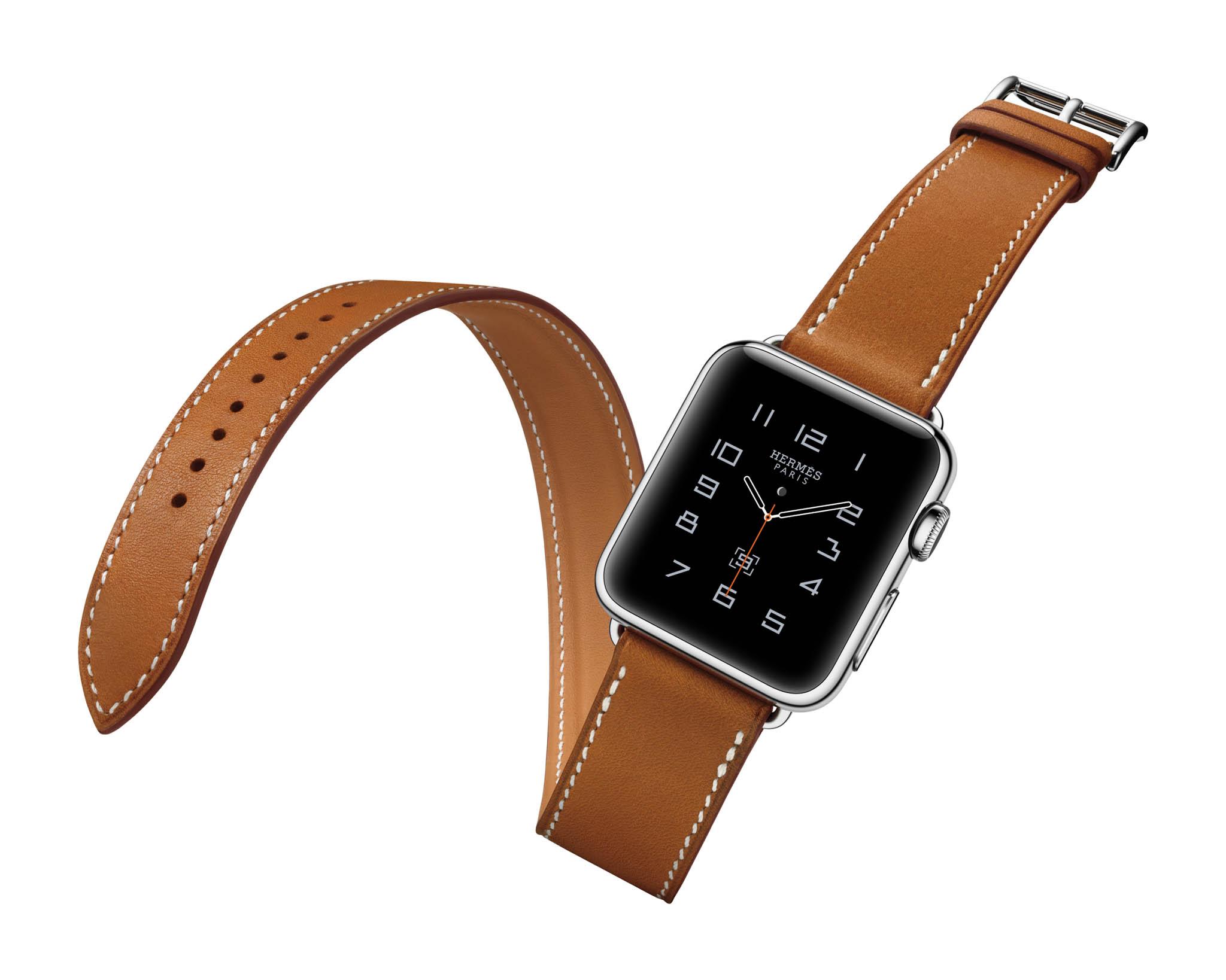 Double Tour - Apple Watch Hermès Collection