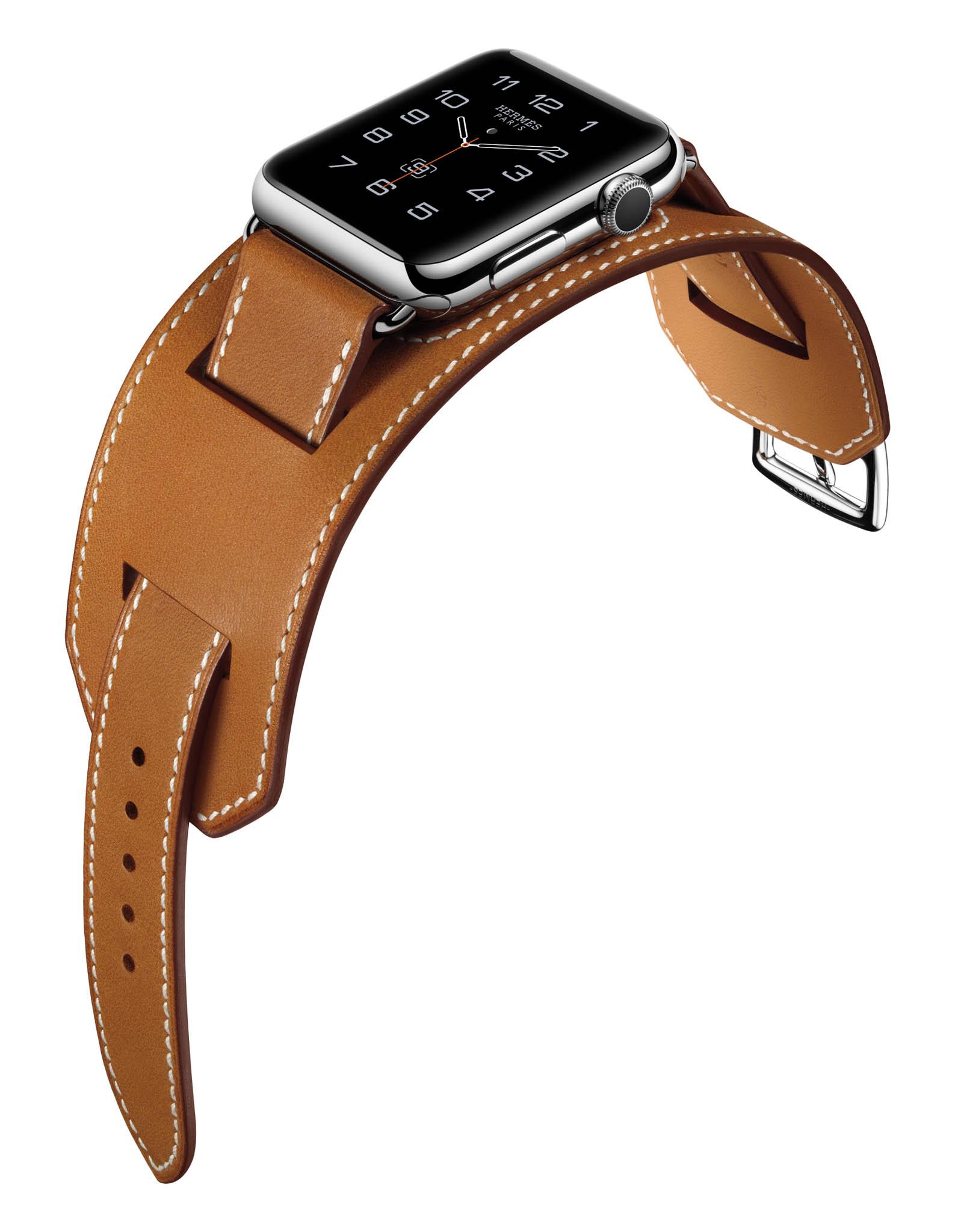 Cuff Apple Watch Hermès Collection