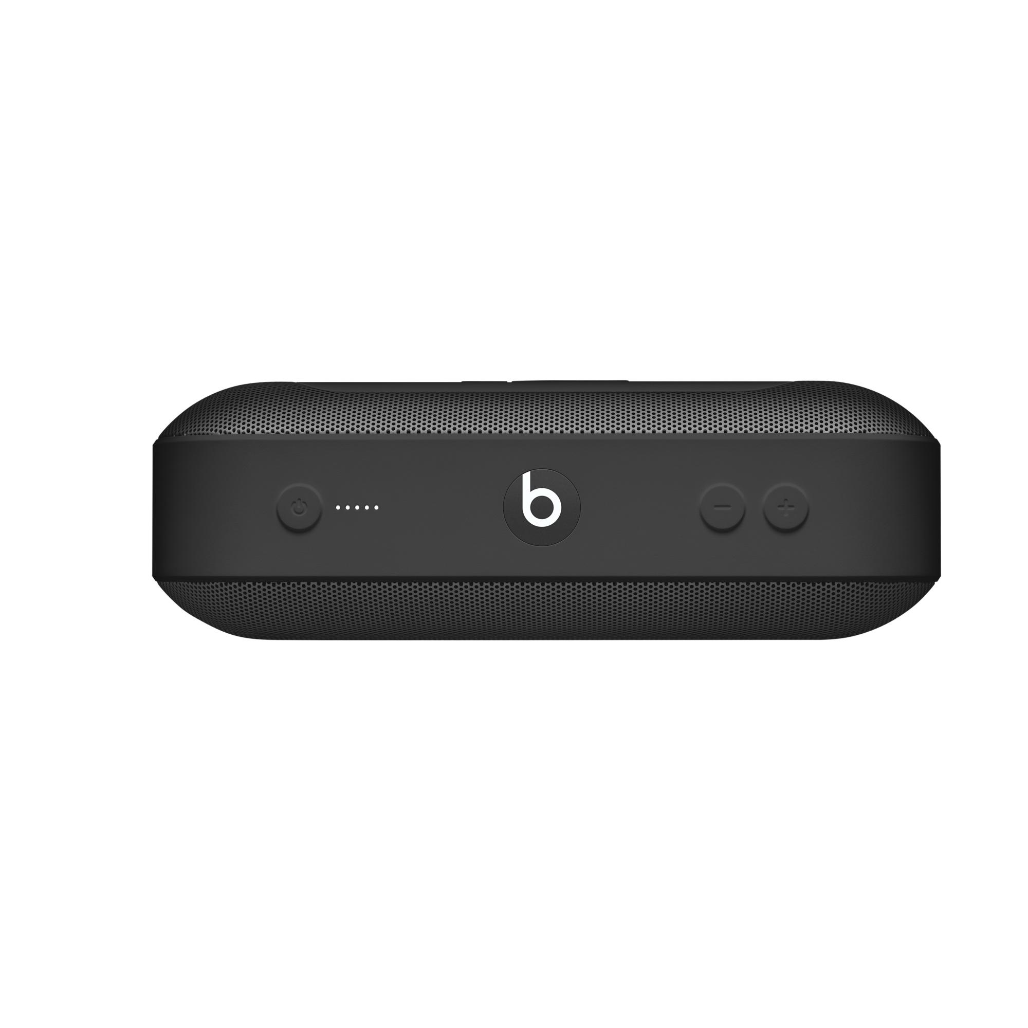 Beats Pill+ Portable Speaker Top Black