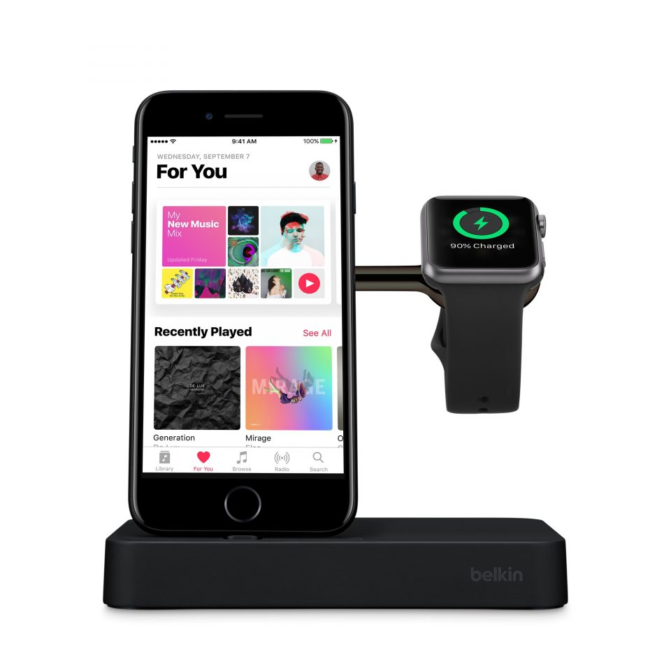 Belkin Valet Charge Dock for iPhone and Apple Watch